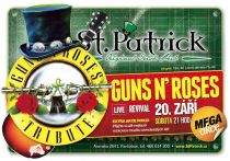 Guns and Roses Pardubice Restaurace